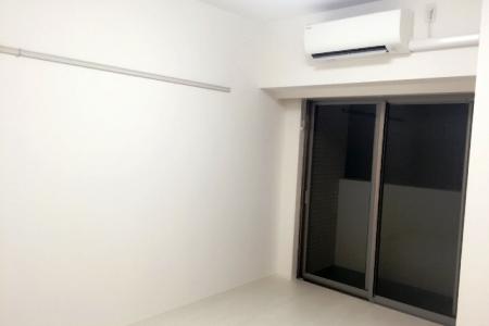 エアコンのある部屋